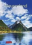 Neuseeland - Kalender 2019 - Harenberg-Verlag - Wochenkalendarium - 53 Blatt mit Zitaten und Wochenchronik - Wandkalender - 25 cm x 35,5 cm