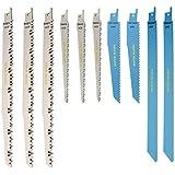 rpr10mxb Saxton 10blade Sable (Combo Madera Metal y compatible con Bosch, DeWalt de demolición Makita