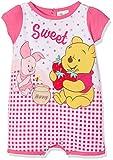 Winnie the Pooh Baby-Mädchen Spieler Sweet, Pink (Fushia), 68