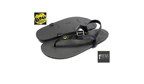 6b9762a181b2c Luna Sandals Venado Black Unisex Sizes  11  Amazon.co.uk  Sports   Outdoors