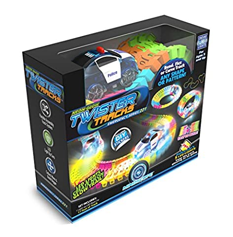 Cheap Toy Story - Twister Tracks Neon Glow in the Dark