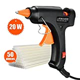 Best Hot Glue Guns - Topelek 20W Quickly Heating Hot Melt Glue Gun Review