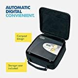 Ring RAC600 Digital Tyre Inflator, 12V Air Compressor Tyre Pump, 3.5 Min Tyre Inflation, LED Light, Valve Adaptors **AMAZON EXCLUSIVE** Bild 4