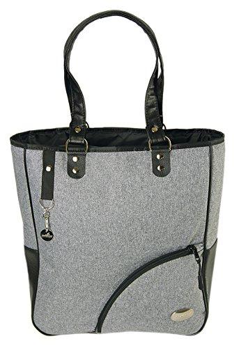 Haberland Reikya Einkaufstasche, Grey Deluxe, 32 x 37 x 13 cm