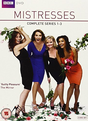 Mistresses - Series 1-3 Collection [3 DVDs] [UK Import] - Dead Walking Dvds Box-sets