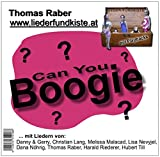 Liederfundkiste - Can You Boogie?