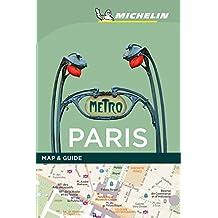 Michelin Paris Map & Guide (Michelin Map & Guide)