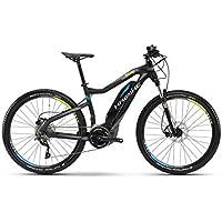 E-Bike Haibike SDURO HardSeven RC 27,5' 20G schwarz grau türkis