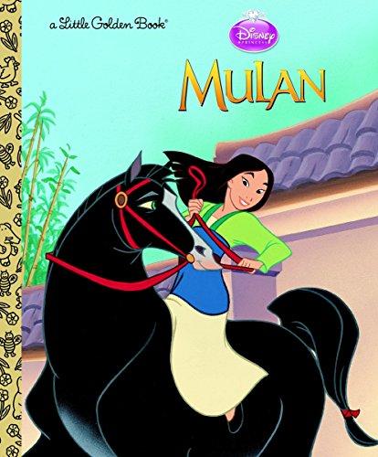 Mulan (Little Golden Books) por Jose Cardona