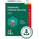 Kaspersky Internet Security 2017 1 Gerät Upgrade [Download]