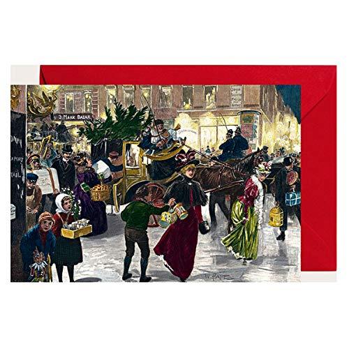 Miniadventskalender Weihnachtseinkäufe