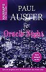 Harrap's Oracle Night par Auster