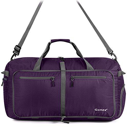 Gonex 100L Foldable Travel Duffel Bag for Luggage Gym Sports dc65f22a3a696