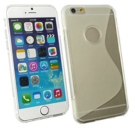 Emartbuy® Apple Iphone 6 6G 6S 4.7  Pollice Case Cover Custodia In Gel Paws Chiaro Ultra Sottile Gel