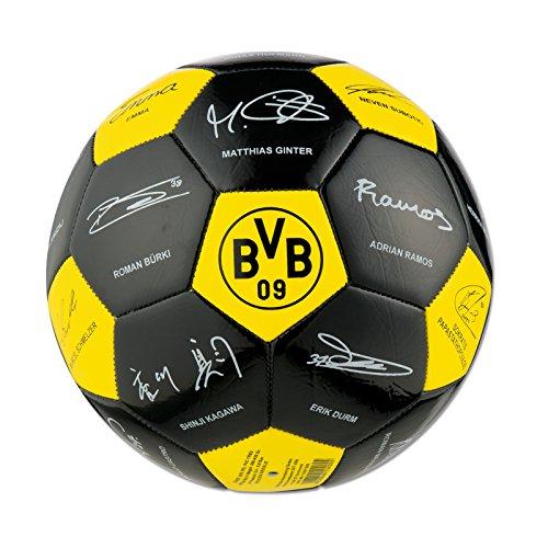BVB Borussia Dortmund Unterschriftenball 2016/2017 (Größe 5)