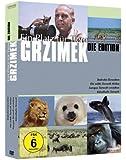 Grzimek: Ein Platz für Tiere - Die Edition [4 DVDs]