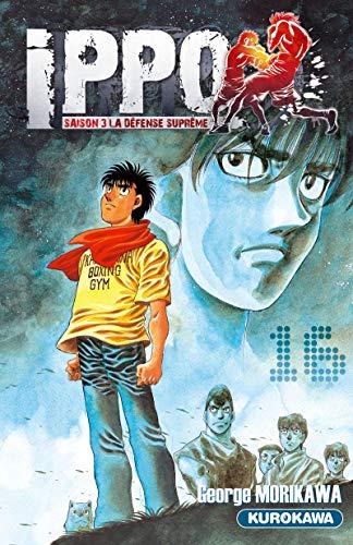 Ippo - Saison 3 - La défense suprême Vol.16 par MORIKAWA George