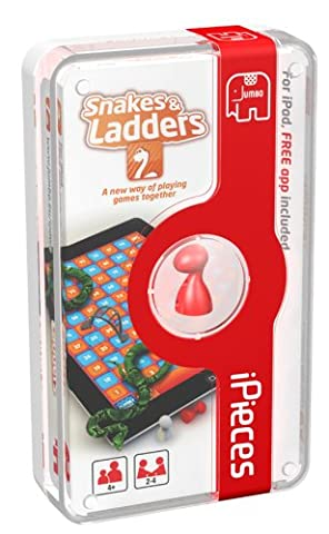 iPieces Snakes and Ladders Game for