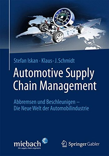Automotive Supply Chain Management: Abbremsen und Beschleunigen - Die Neue Welt der Automobilindustrie - Automotive Finance