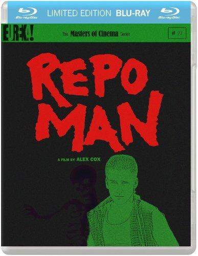 Repo Man [BLU-RAY]