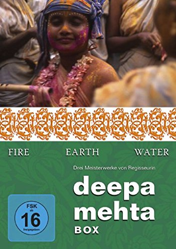 Deepa Mehta Box [3 DVDs]