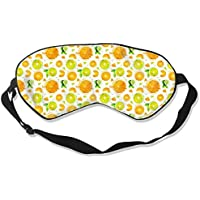 Eyes Mask Comfort Oranges Silk Mask Contoured Eye Masks for Sleeping,Shift Work,Naps preisvergleich bei billige-tabletten.eu