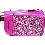 Teknofun 811 145 Caméra vidéo numérique 5MP Rose pâle