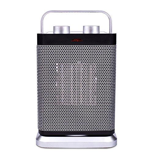 HAIZHEN Radiateur électrique Petite salle de bains chaude chaude de céramique de PTC Céramique de chauffage de bureau de mini petit chauffe-eau 1800W Économie d'énergie
