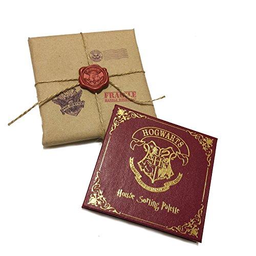 Hogwarts Harry Potter Lidschatten-Palette (Lidschatten-Palette + Geschenk verpackt)