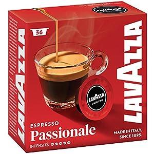 Find Lavazza A Modo Mio Passionale Capsules 72-720 Bulk Offer - Lavazza