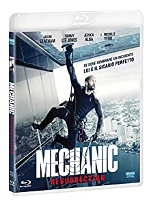 Mechanic Resurrection (Blu-Ray)
