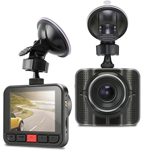 "Gosin® Car Dash Cam 2.7"" Screen Full HD 1296P 160° Wide Angle Car video ..."