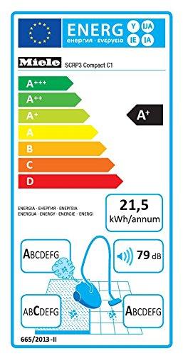 Miele-Aspirateur-Compact-C1-EcoLine-Rouge-Mangue-35-Litre-550-Watt