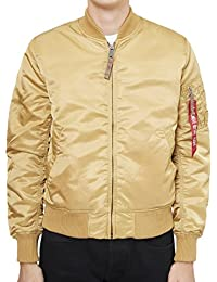 Alpha Industries Jacket MA-1 VF 59, Farbe:gold;Größe:S