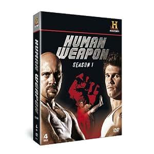 Human Weapon Season 1 [DVD] [Import anglais]