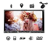 Best Pupug Car Stereo Systems - Universal 2 din HD Digital Touchscreen Car GPS Review