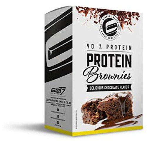 Protein Brownie (GOT7 Protein Brownie 500 g Geschmack Schoko)