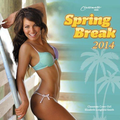 2014 Spring Break Wall by Zebra Publishing Corp. (2013-07-30)