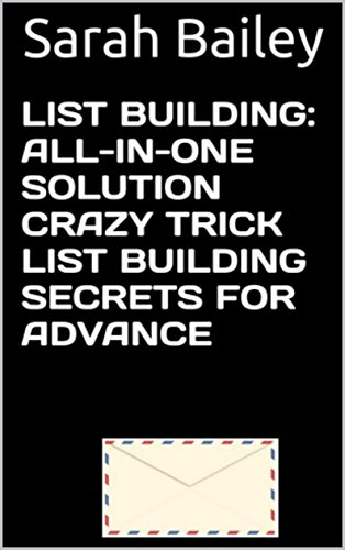 list-building-all-in-one-crazy-trick-list-build-secrets-for-advanced-english-edition