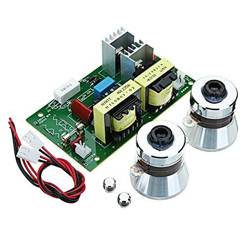 Ac 220 V 60 Watt-100 Watt Ultraschallreiniger Power Driver Board Mit 2 Stücke 50 Watt 40 Khz Transducers Ladicha -