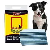 Dono Puppy Training Pads für Hunde & Katzen - Super saugfähiges Polymer auslaufsichere Hund PIPI Wee Toiletten-Trainings-Pads Desodorierung Einweg Pet Windeln Pads XL 23.6