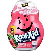 Kool-Aid Liquid Drink Mix - WATERMELON - 1.62 oz. (Pack of 3)