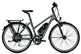 E-Bike Raleigh STOKER X3 Trapez 11AH in grey, Rahmenhöhe:45