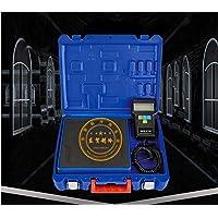 Báscula digital de carga de refrigerante electrónica, 100 kg, con funda