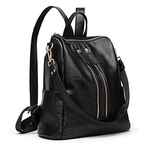 Millya, Borsa a zainetto donna, black (nero) - bb-01463-01C black