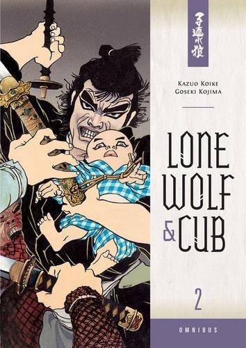 Lone Wolf and Cub Omnibus Volume 2