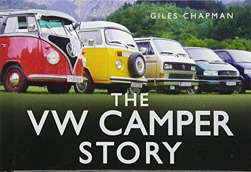 The VW Camper Story por Giles Chapman