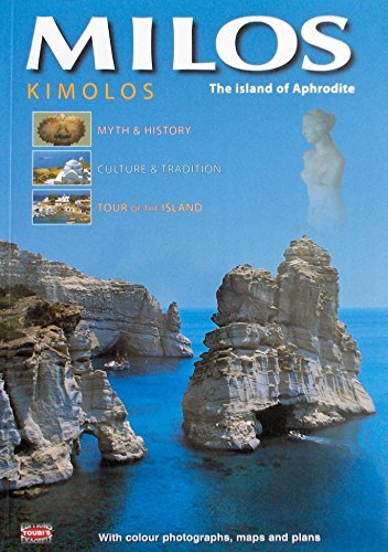 Milos Kimolos: the Art of Nature - Myth & History - Culture & Tradition