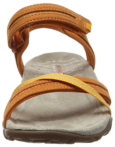 Merrell Terran Cross Ii Damen Sandalen Orange