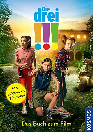 Die drei !!!, Das Buch zum Film (drei Ausrufezeichen) (Filmes)